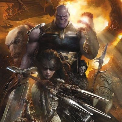 Avengers : Infinity War : posters