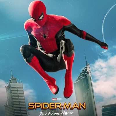 Spider-Man : far from home : 4 nouveaux posters