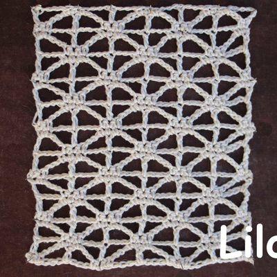 Dico de points au crochet 93 DIY modele Tuto gratuit