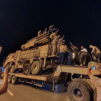 Les Occidentaux craignent un «scénario à la syrienne» en Libye