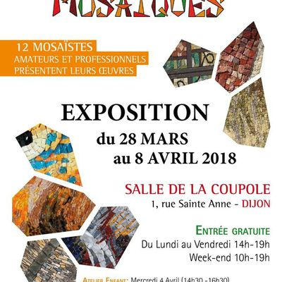 Exposition Perspectives Mosaiques