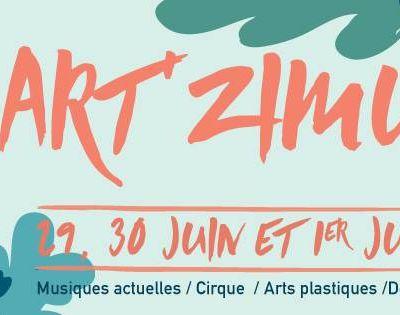#Cherbourg : Suite de la programmation du festival Les Art'Zimutés !