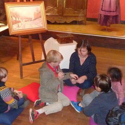 #Culture #Musee #Enfant : Les petits curieux en juin a #Avranches !