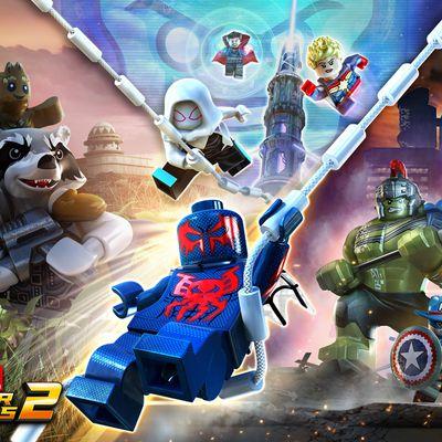 Découvrez la bande-annonce de lancement officielle de LEGO Marvel Super Heroes 2