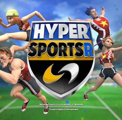 #Gaming - #Konami annonce Hyper Sports R sur Nintendo Switch !
