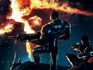 #Gaming - Crackdown 3 est disponible sur Xbox One et PC Windows 10 !