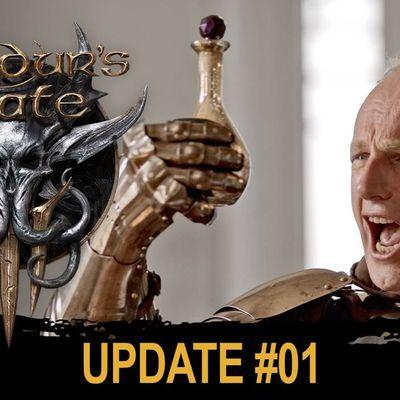 #Gaming - Larian Studios présente les Larian Gazette sur Baldur's Gate 3 !