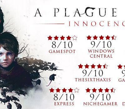 #GAMING - #FOCUS - A Plague Tale Innocence atteint le million d'exemplaires vendus !