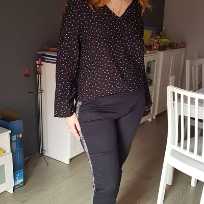 la blouse goyave de craftine box