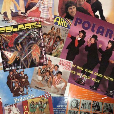 les polaris, christian croain le leader et chanteur du groupe belge the polaris, des tubes en pagaille des années 1960 aux années 1980