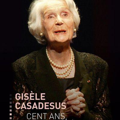 Gisèle Casadesus (1914-2017)