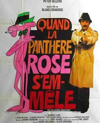 La BO du soir n°215 : Quand la panthère rose s'emmêle