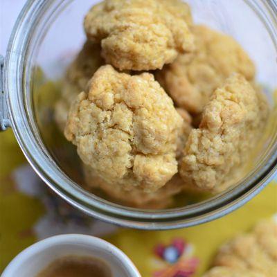 Biscuits aux épices chaï #sansoeuf