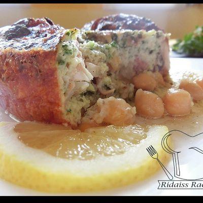 Tajine au fromage = طاجين الجبن