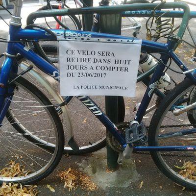 Vol de vélos, la calamité !