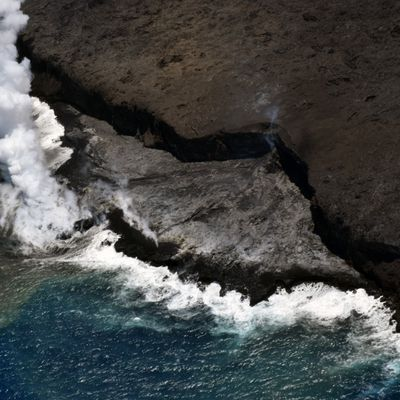 Situation in Kilauea and Loihi seamount.