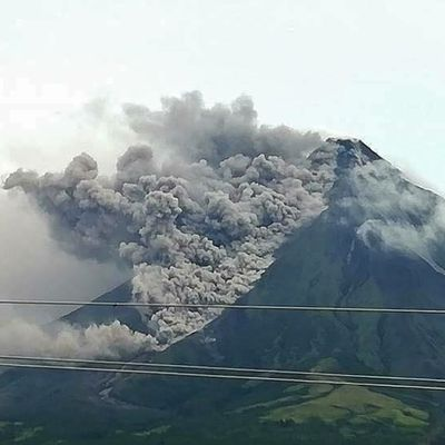 News from Mayon, Kadovar, volcanoes of Kyushu and Azerbaijan