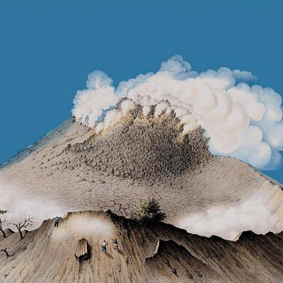 Art on the ways of Fire - Franz Wilhelm Junghuhn and Javanese Volcanoes.