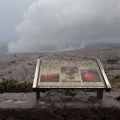 News of Kilauea, La Fournaise and Fuego.