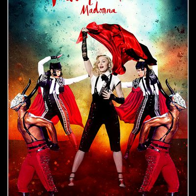 Rebel Heart Tour DVD to be released on 15 September 2017