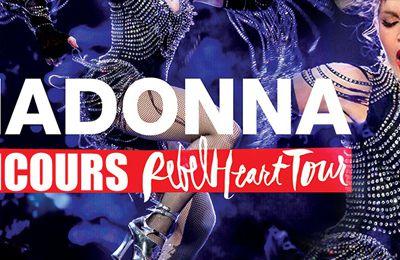 Gagnez vos places pour l'avant-première du Rebel Heart Tour à Paris