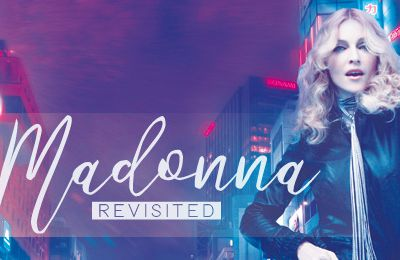MADONNA REVISITED - Book Special Reissue - New cover !!! + Preview