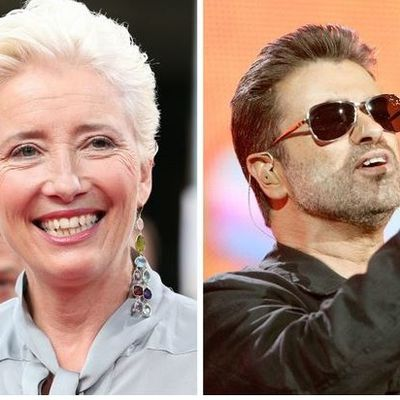GEORGE MICHAEL - LAST CHRISTMAS DANS UN FILM D'EMMA THOMPSON !!