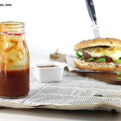 Ketchup au Whisky & Sirop d'Erable