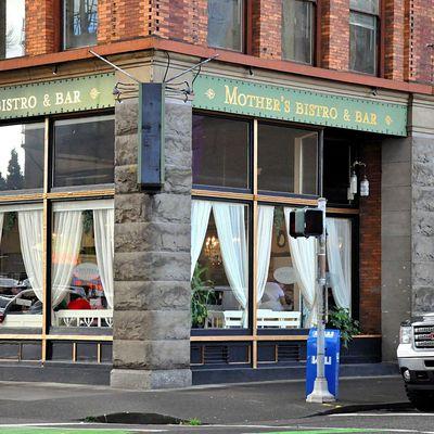 Voyage dans l'Oregon... Portland (2) Restaurant Mother's