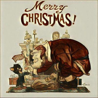 Blacksad wish you a Merry Christmas 2016 !