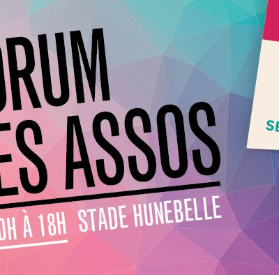 Forum des associations Clamart 9 septembre 2017