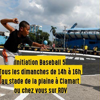 Initiation Baseball 5
