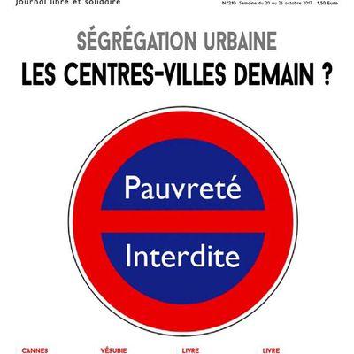 Nice: Une ségrégation urbaine favorisée et organisée