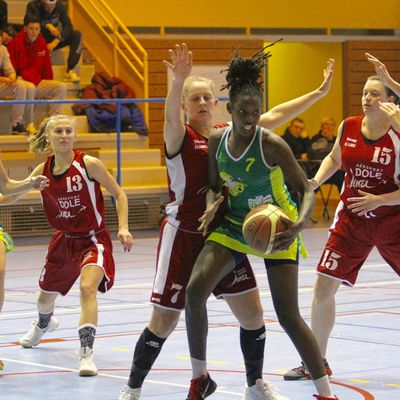 La saine reaction d'orgueil des basketteuses de Parilly