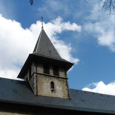 De Mercury à l'Abbaye de Tamié.