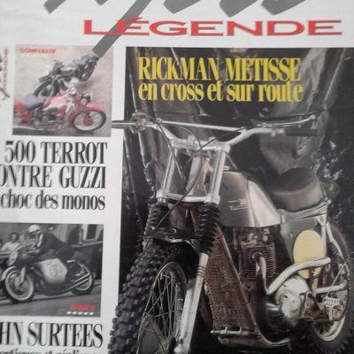 numéro un de  moto légende !!!