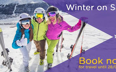 FLYBE LAUNCHES 2017-18 WINTER SCHEDULE