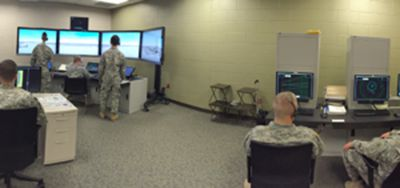 UFA ATC Simulators Accredited by Department of the Army Directorate of Simulation
