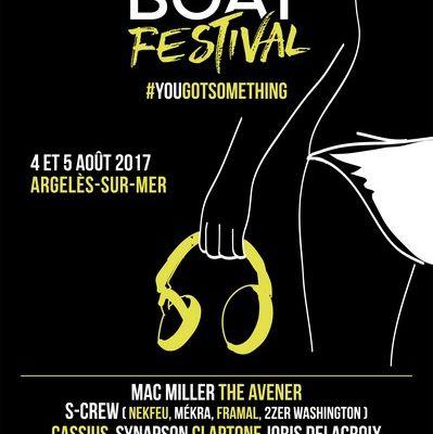 AXE BOAT FESTIVAL: Vague électro & hip-hop sur Argelès-sur-Mer !
