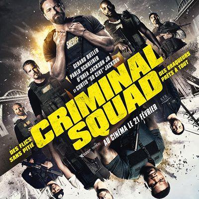 Découvrez six nouveaux extraits du film Criminal Squad