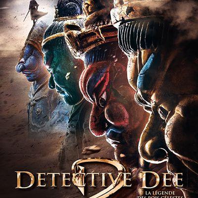 Affiche teaser spectaculaire pour le prochain Detective Dee !