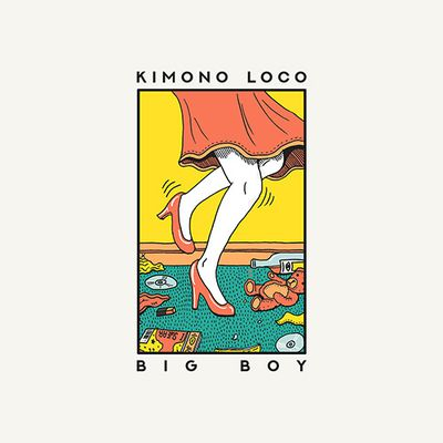 Electro-Pop band Kimono Loco share infectious 80's-inspired EP 'Hello, How Are You?'