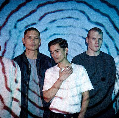 Australian new-wave quintet Gold Fields releases enchanting EP, 'Glow'