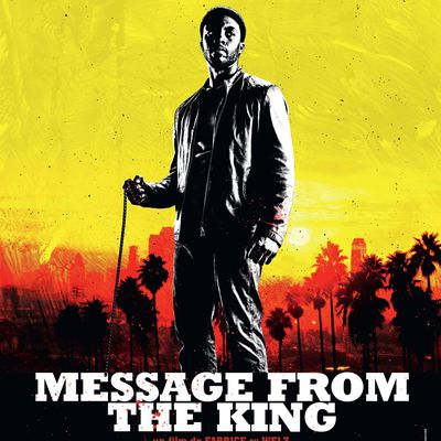 Bande-annonce du film Message from the King.