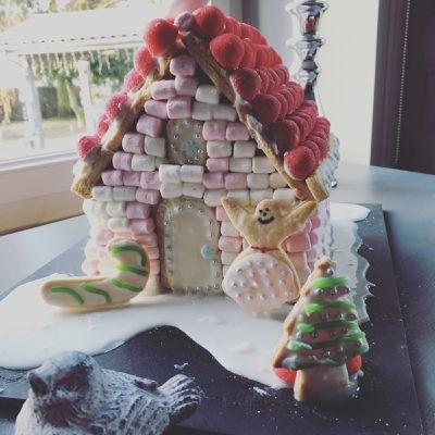 La Maison en biscuits de Lili-Rose