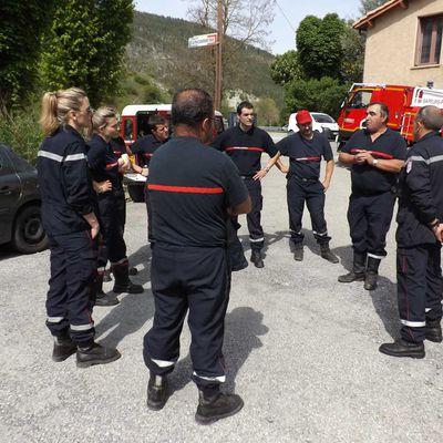 Sapeurs Pompiers de Barrême Bilan des interventions en 2019