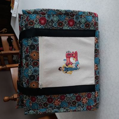 Sac multipoches