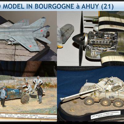Reportage MODEL IN BOURGOGNE 2018