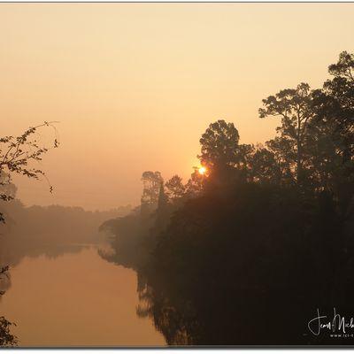 La reprise des marches matinales (Thaïlande, Ubonrat)