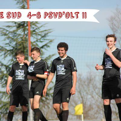 U17 > Des buts, mais une défaite.
